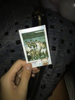 INSTAX (this is the only photo that I took with me to France, I keep it in my wallet)