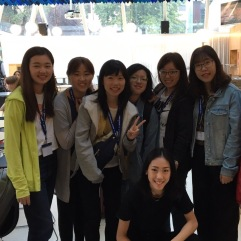 Last group photo!