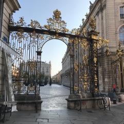 Gates to Place Stanislas