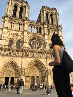 "Can't help but think about the French musical ""Notre Dame de Paris""... It's one of my favorites!"
