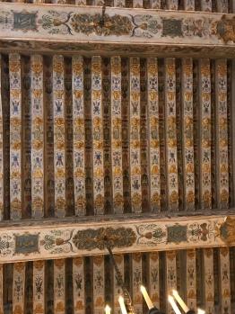 Detailed ceilings