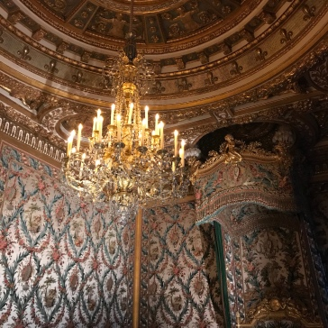 The Queen's bedroom