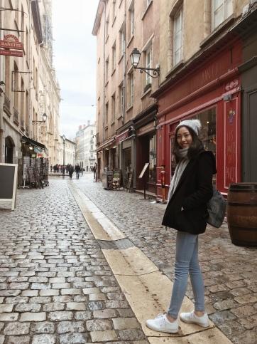 老街常常是最適合拍照的景點