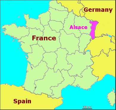 Region of Alsace (photo credit to msu.edu)