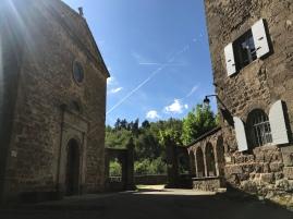 Wedding venue: the church